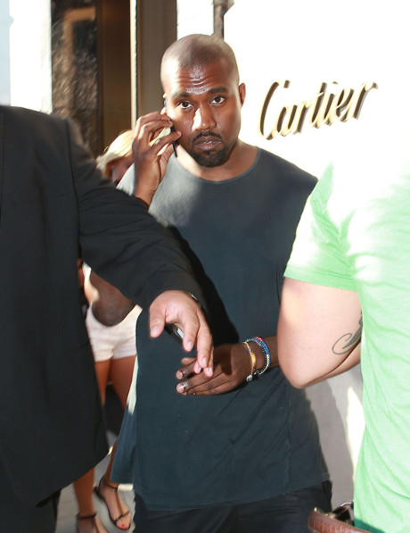 Kanye West Announces Yeezus Tour: Will Kim Kardashian and North West Travel With Him?