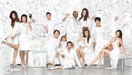 Kanye West Done With Kim Kardashian – Nasty Christmas Card Proof (Photo)