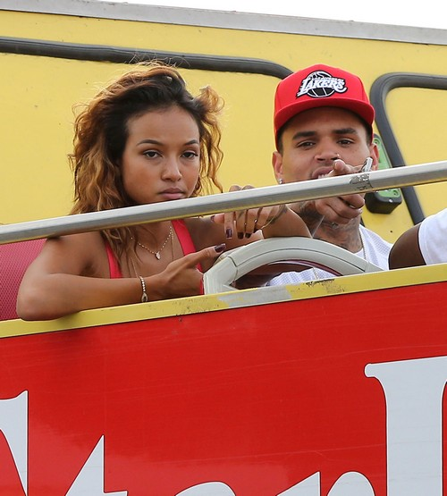 Karrueche Tran Getting Her Own Reality TV Show – Airs Chris Brown's Dirty Laundry On TV?