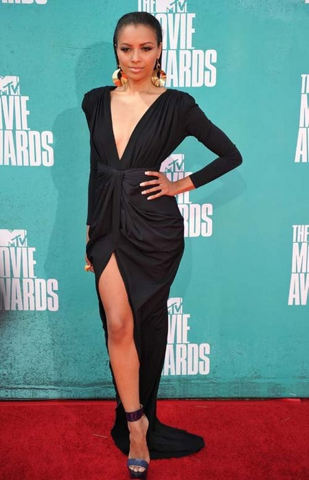 2012 MTV Movie Awards Red Carpet Arrivals (Photos)