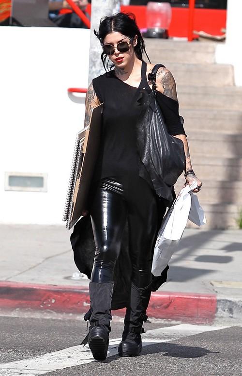 Kat Von D Attacks Kim Kardashian and Her Family: Jealous and Bitter over Kardashian-Jenner Success