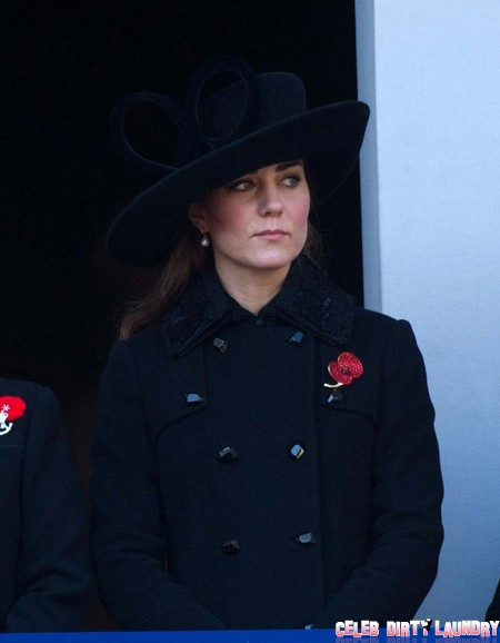 British Royals Armistice Day Remembrance Ceremony