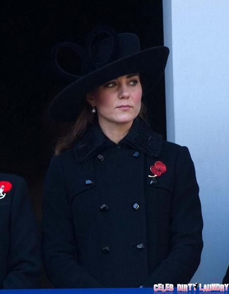 British Royals Armistice Day Remembrance Ceremony