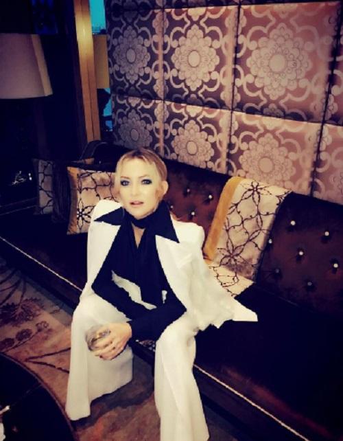 Kate Hudson Dating Danny Fujikawa: Relationship Is Red Carpet Official