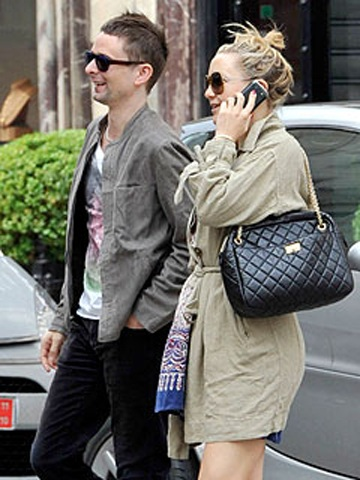 Kate Hudson Is Pregnant By Her Boyfriend Matthew Bellamy