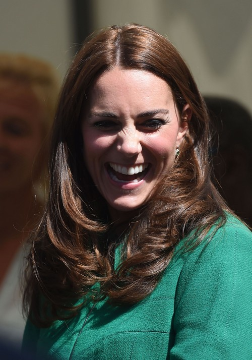 Kate Middleton April Baby Girl Due Date: First Pregnant Public Appearance Confirmed on Behalf of Queen Elizabeth