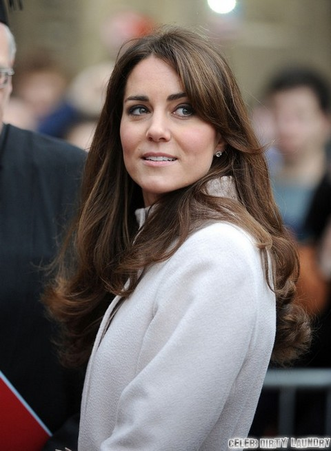 Kate Middleton's Role Model Is Hillary Clinton