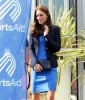 Kate Middleton Visits Sports Aid