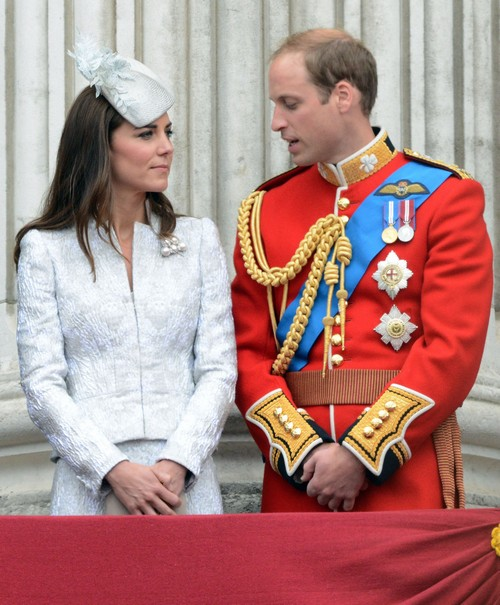 Kate Middleton Pregnant With Twins Rumors - Prince William Wants Princess Sisters for George?