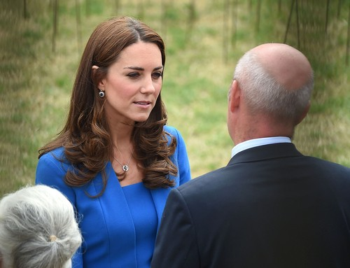 Kate Middleton Morning Sickness Over: Baby Bump Weight Gain Keeps Vain Pregnant Princess in Hiding