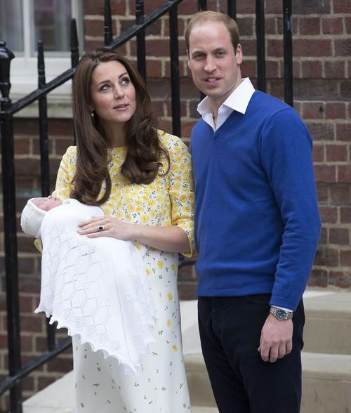 Kate Middleton And Prince William Choose Pippa Middleton
