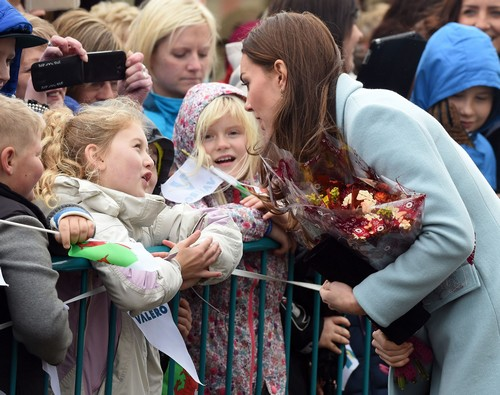 Kate Middleton Announces NYC Trip to USA with Prince William: Unveiling United for Wildfire Charity (PHOTOS)