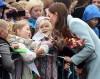 Prince William & Kate Middleton Visit The Valero Pembroke Refinery