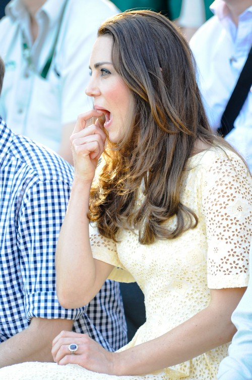 Kate Middleton Hides Second Pregnancy Health Concerns: Masks Baby Bump and Clears Schedule?
