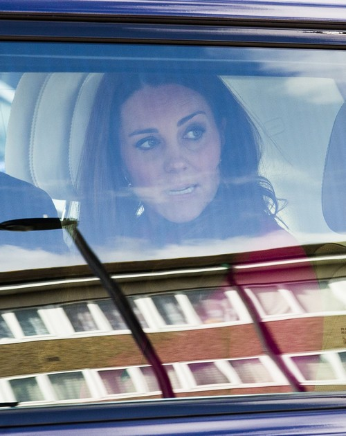 Kate Middleton Baby Birth Past Due Date - Royals Plan To Induce Labor?