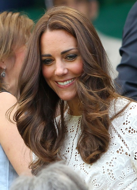 Kate Middleton's Hair The Most Famous Hair In The World - It Has become Its Own Celebrity!