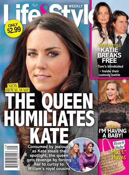 Queen Elizabeth Humiliates Kate Middleton: Duchess Of Cambridge Now A Second Class Royal