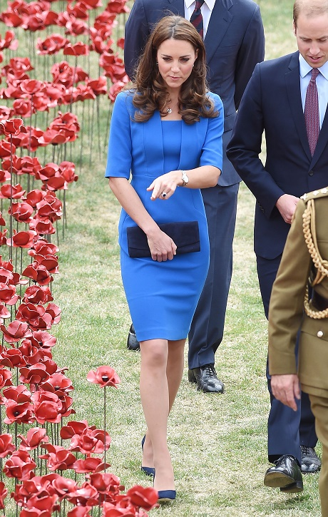 Kate Middleton Fights Severe Morning Sickness: 2nd Royal Pregnancy Proving Just As Difficult As The First!