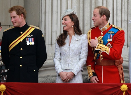 Kate Middleton And Prince William's Private Staff Of 12 People Proves They're Royally Lazy?