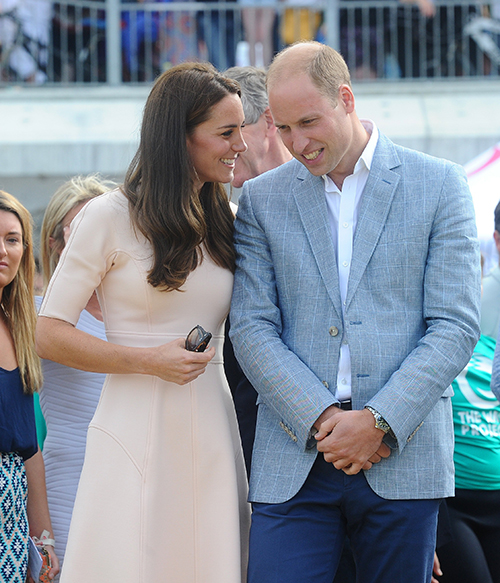 The Duke Duchess Of Cambridge Visit The Wave Project On