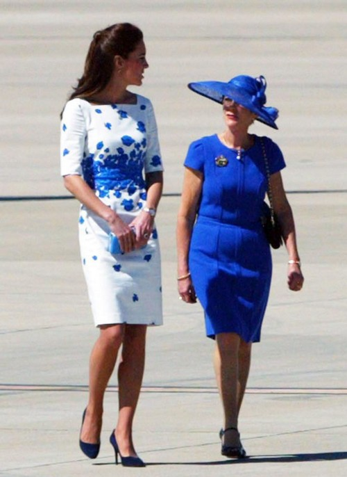 Kate Middleton Upsets Fashion King Ralph Lauren by Ditching Windsor Castle Charity Event