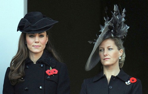 Kate Middleton Rival Sophie Wessex Wins On Grace and Charm