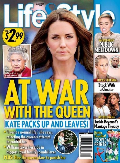 Kate Middleton at War With Queen Elizabeth Over Raising Prince George: Moving Family to Anmer Hall - Report (PHOTO)