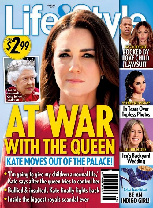 Kate Middleton Leaves Palace After Fight With Queen Elizabeth: Carole Middleton Banned From Helping Raise New Baby Girl?