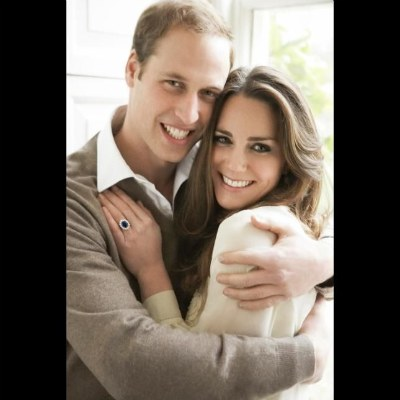 Prince William & Kate Middleton's Engagement Photos