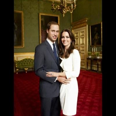 Prince William & Kate Middleton's Engagement Photos