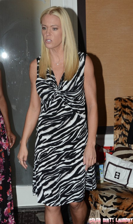 Kate Gosselin Struggles With Haters But Continues To Be A Famewhore