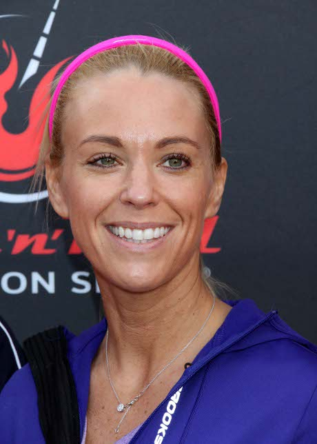 Kate Gosselin Forces Children to Shovel Snow in Freezing Weather -- Claims they Love it!