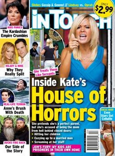 Kate Gosselin Hits Her Children, Treats Them Like Prisoners, Flirts With Married Men - Says Jon Gosselin (PHOTO)