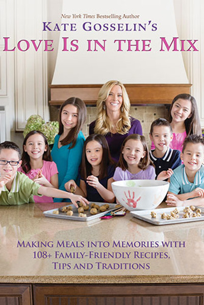 Kate Gosselin Struggles In Attempts To Regain Celeb Status -- Can't Sell Her New Cookbook!