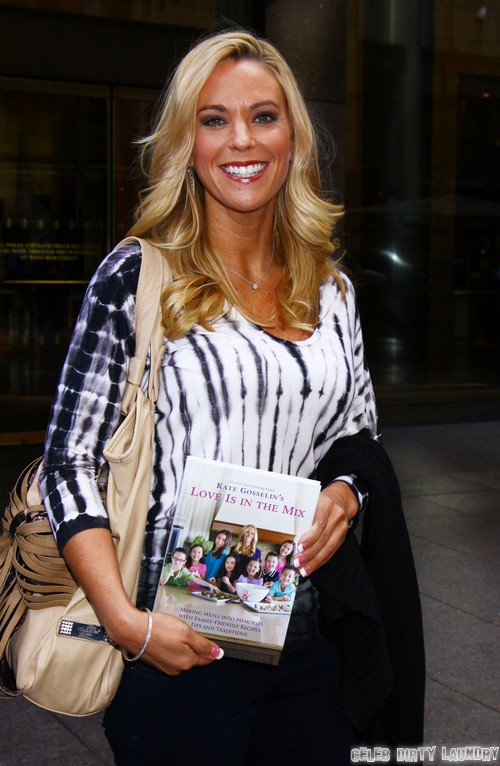 Kate Gosselin Desperate For Reality Show After Cookbook Fails