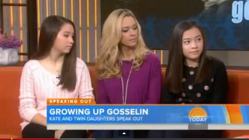 Kate Gosselin's Twins, Cara And Mady, Terrified Of Their Mother's Rage After Today Show Debacle (VIDEO)