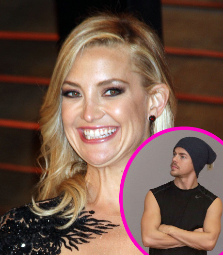 Kate Hudson and Derek Hough Dating: She Hired Him for Private Dance Lessons and Sparks Flew!
