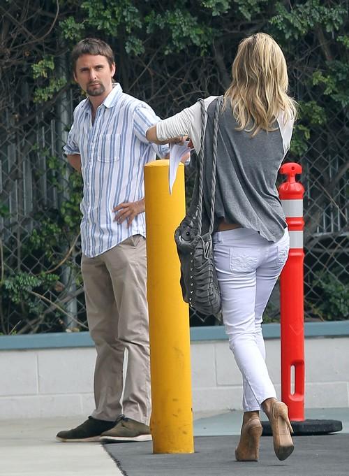 Kate Hudson And Matt Bellamy Separate: Divorce to Follow - Report