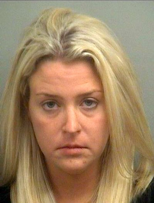 Kate Major Busted For DUI After Domestic Argument