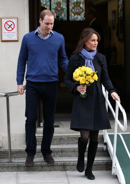 Kate Middleton To Save Pregnancy From Miscarriage With Medical Marijuana?