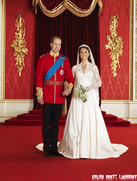 Official Royal Wedding Group Images