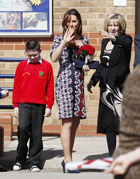 Kate Middleton's Mom Will Deliver Royal Baby While Prince William Plays Polo 0710