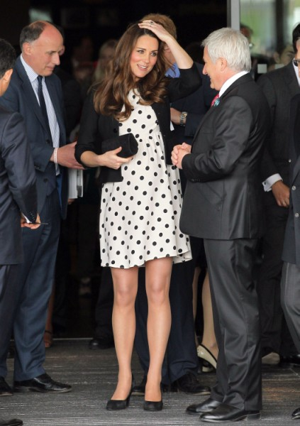 Royal Baby Name Speculation Heats Up - What Name Will Kate Middleton Choose? 0722