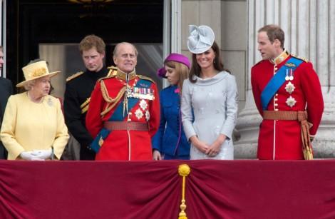 Kate Middleton, Prince William Naming Baby Boy After Duke Of Edinburgh  0408