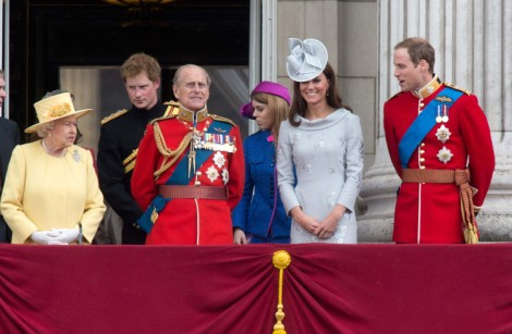 Kate Middleton, Prince William Naming Baby Boy After Duke Of Edinburgh  0408