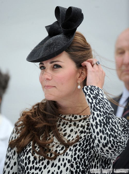 Prince William Abandons Kate Middleton On Her Due Date To Play Polo!