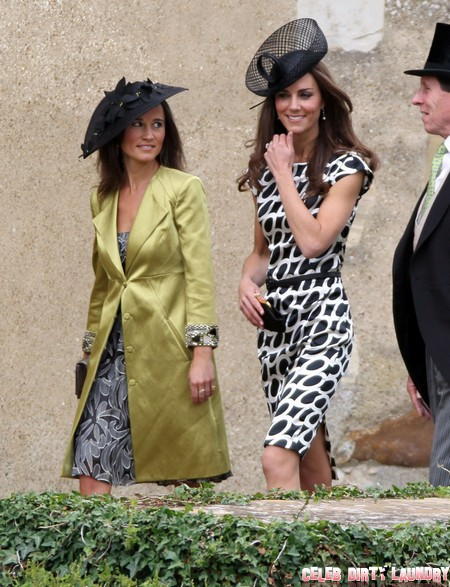 Pippa Middleton Partying Ignored as New Kate Middleton Se og Hor Photos Released (Photos)