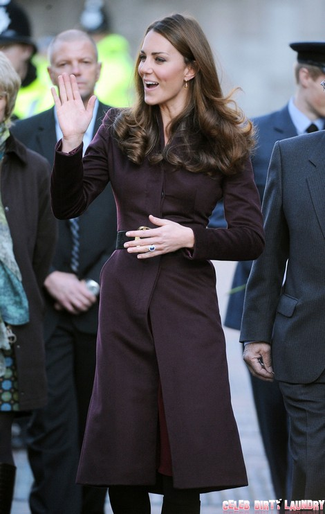 Kate Middleton Visits Newcastle Civic Centre