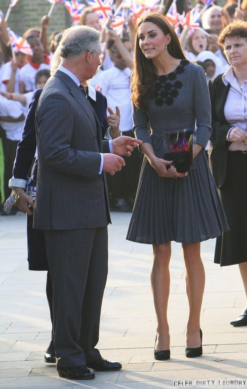 Kate Middleton Ashamed That Prince Charles Pays Lower