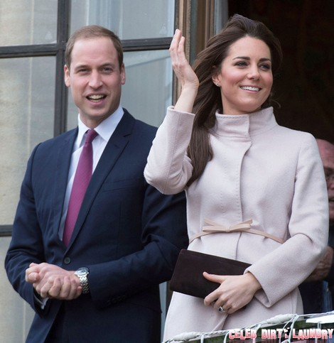 Kate Middleton's Baby and Prince William's Pride Show In Body Language (Video)